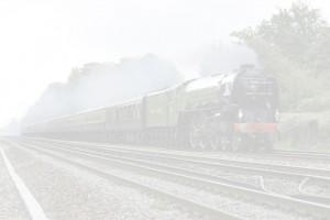Scenes of England - Steam train